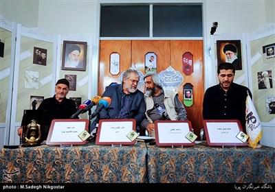 نشست خبری نهمین جشنواره مردمی فیلم عمار