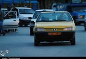 دغدغههای تاکسیداران خرمآباد؛ خراب شدن چرخ زندگی تاکسی داران با آغاز فعالیت تاکسیهای اینترنتی