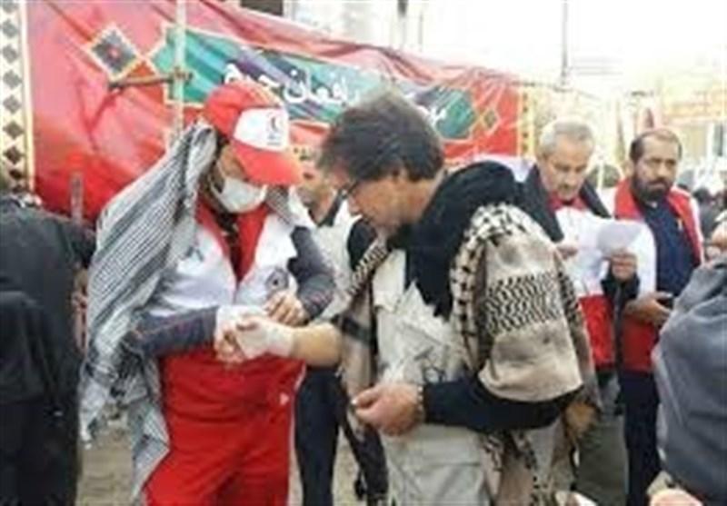 طرح امداد و نجات اربعین از سوی جمعیت هلال احمر استان سمنان اجرایی میشود