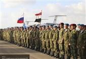 دومین تمرینات نظامی مشترک نیروهای هوابرد روسیه-مصر