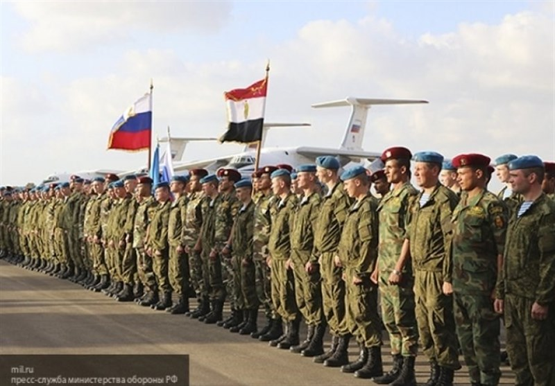 Russia, Egypt Conduct Joint Air Defense Exercise near Cairo