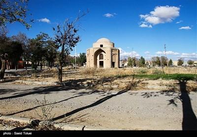 مقبره چهارطاقی تیموری شیروان