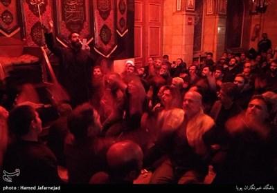 عزاداری شب شهادت حضرت رقیه (س) در دمشق
