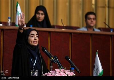 اختتامیه نهمین دوره مجلس دانش آموزی