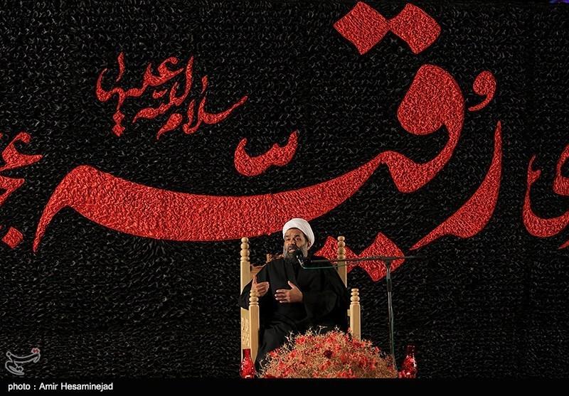 برپایی بزرگترین سفره حضرت رقیه(س) در قم
