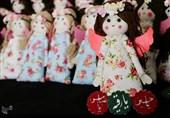 ساخت عروسکهای «وُداد» ویژه کودکان اربعینی + عکس و فیلم