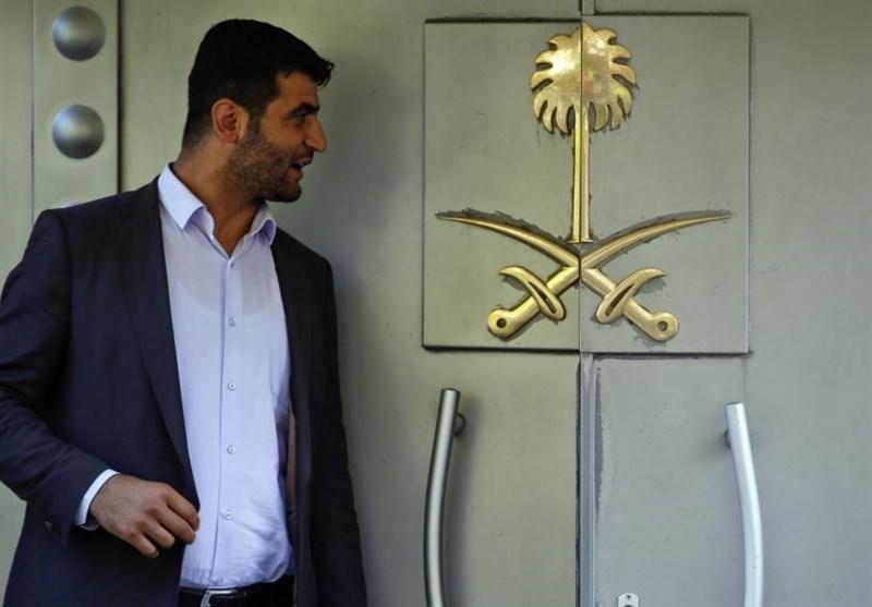 فیلم| پاکسازی کنسولگری سعودی پیش از بازدید ترکیه برای تحقیق درباره مرگ خاشقجی ,