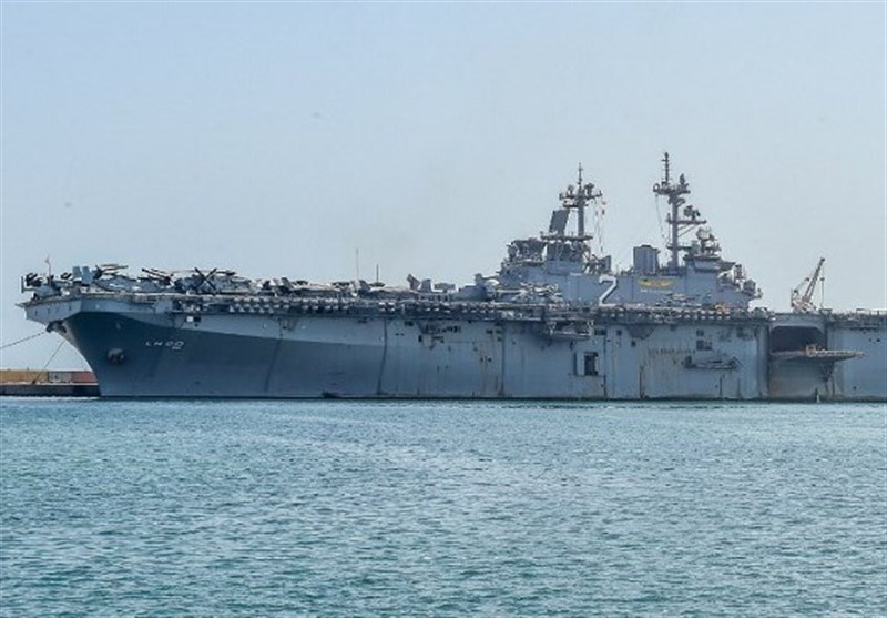 US Sails Warships through Taiwan Strait in Show of Force to China