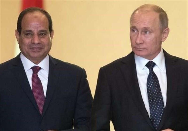 بوتین یصدر قرارا استراتیجیا بشأن العلاقات مع مصر