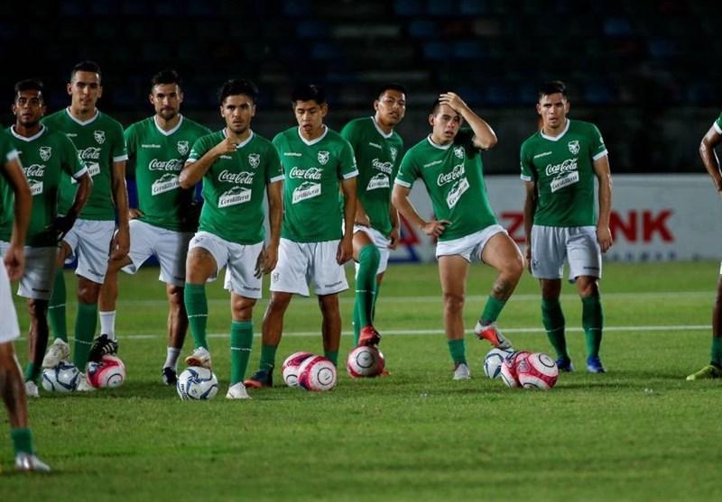 سایت کنفدراسیون فوتبال آمریکای جنوبی: بولیوی آماده پیروزی برابر ایران است
