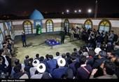 «نقطه رهایی» نمایشی متفاوت از دوران دفاع مقدس افتتاح شد + تصاویر