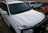 پاکستان میں امریکی مستیاں: قونصل خانے کی گاڑی کی ٹکر سے شہری زخمی
