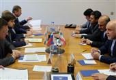 روسیه و ایران امکان همکاری در شرایط تحریمهای آمریکا را بررسی کردند