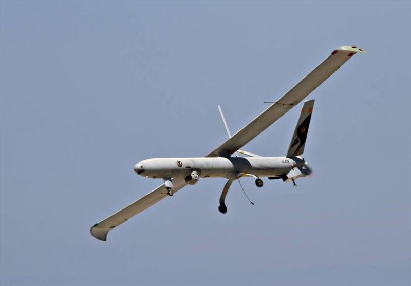 Iraq's Hashd Al-Sha'abi Downs Spy Drone, Warns Foreign Aircraft