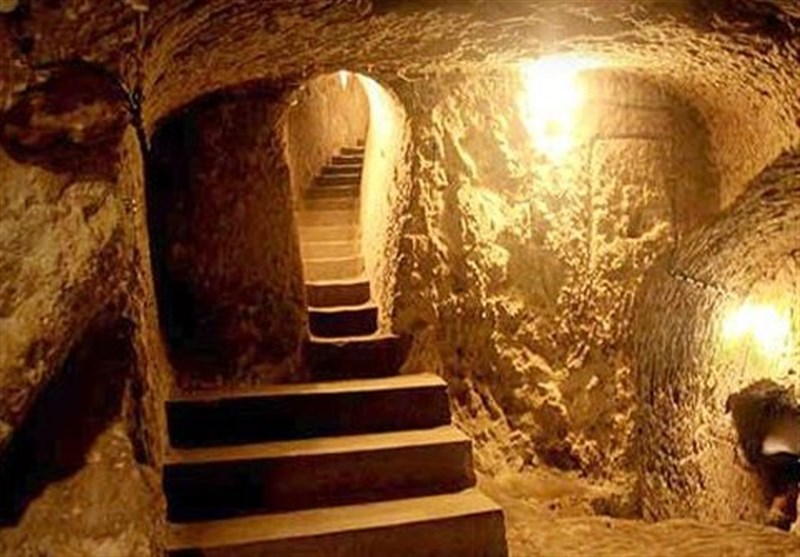 Kordolia: A Unique Ancient Underground City in Heart of Iran