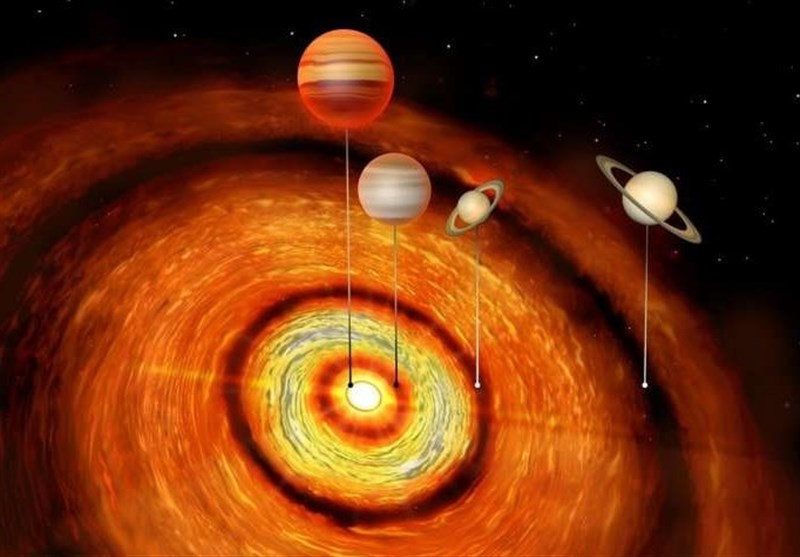 Massive Planets in Young System Raise Questions about Formation of Planets