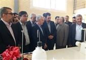 آزمایشگاه ژئوتکنیک پردیس دانشگاه گرمسار با حضور وزیر علوم افتتاح شد