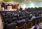 نشست بینالمللی مقابله با اشغال و تروریسم در اردبیل+تصاویر