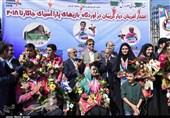 مدالآوران جاکارتایی استان کرمان تجلیل میشوند