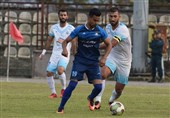 لیگ دسته اول فوتبال| توقف گلگهر مقابل استقلال جنوب