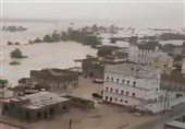 Tropical Storm Triggers Flash Floods in Eastern Yemen (+Video)