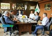 برگزاری جلسه هیئت مدیره باشگاه ذوبآهن با حضور امید نمازی