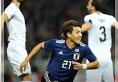 فوتبال جهان| برتری ژاپن مقابل اروگوئه و تساوی کره جنوبی در دیدارهای دوستانه