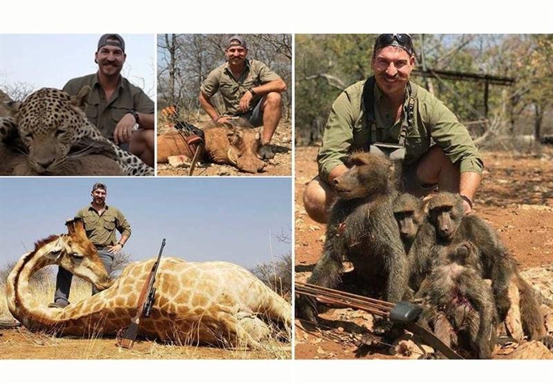 مسئول حیات وحش آیداهو پس از شکار در آفریقا وادار به استعفا شد
