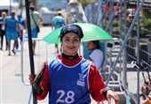 المپیک جوانان 2018| صعود قایقران کشورمان به فینال کانو اسلالوم
