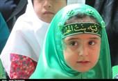سمنان  همایش 3 سالههای حسینی در دامغان به روایت تصویر