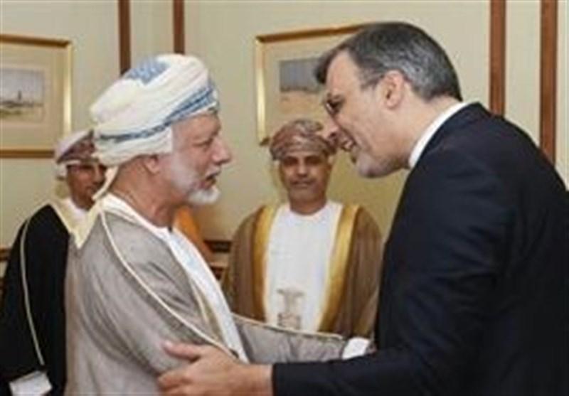 مباحثات ایرانیة - عمانیة تتناول آخر التطورات فی المنطقة