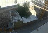 خانه تاریخی سیدان مشهد به تاریخ میپیوندد؟/ بخشی از بنای خانه فروریخت