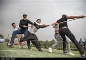 ورزشکاران بازیهای بومی محلی خراسانرضوی «بدون مربی» تمرین میکنند