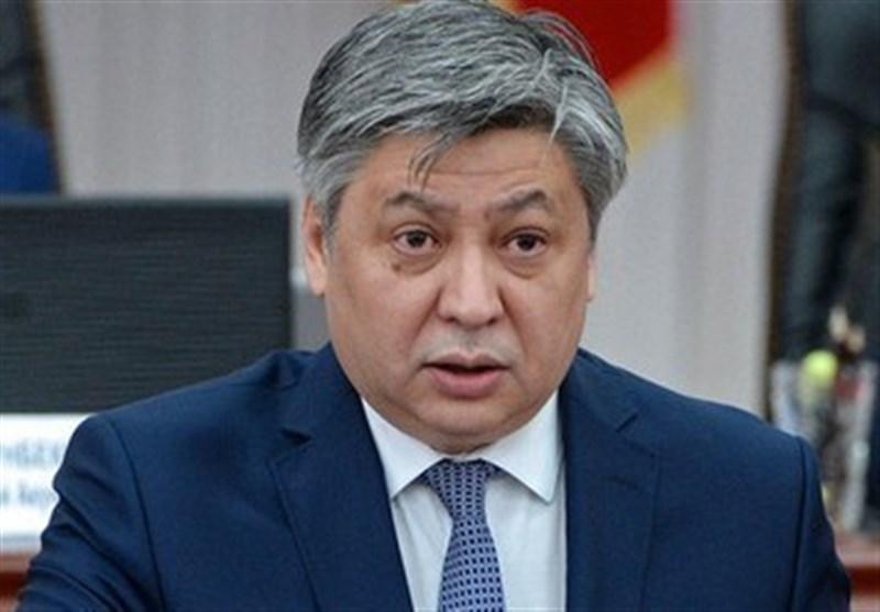 رسوائی در وزارت امور خارجه قرقیزستان