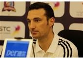 فوتبال جهان  اسکالونی: شیوه بازی آرژانتین مشکل ندارد/ باختمان به دلیل رویکرد اشتباه بازیکنان بود
