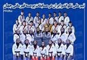 ترکیب تیم ملی پومسه ایران در مسابقات قهرمانی جهان مشخص شد