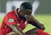 فوتبال جهان| کیتا فینال لیگ قهرمانان اروپا را از دست داد