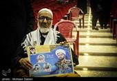 یادواره شهدای مدافع حرم شهرستان لامرد به روایت تصویر