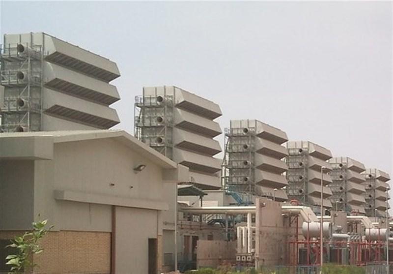 بوشهر|1.6 میلیون مگاوات برق در نیروگاه متمرکز پارس جنوبی تولید شد