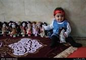 وُداد؛ هدیه ای برای کودکان اربعینی+عکس و فیلم