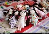 عروسکهای «وُداد» به دست کودکان اربعینی رسید+عکس و فیلم
