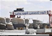 مراحل ساخت سگمنت پلهای شهر کرمان به روایت تصویر
