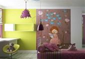 هشت ایده ساده و خلاقانه برای تزیین اتاق خواب کودک