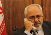 Zarif Reiterates Iran's Continued Support for Palestinians
