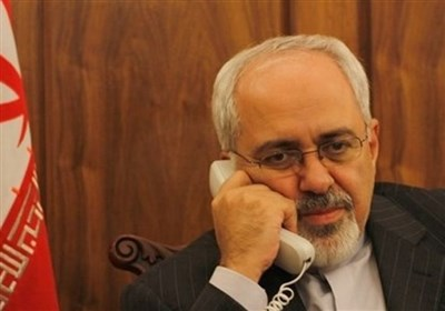 Iran's Zarif, Pakistani Counterpart Discuss Counter-Terrorism