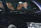 رانندگی پوتین برای رئیس جمهور مصر با لیموزین+ فیلم و عکس