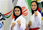 Iranian Girls Karate Practitioners Win Bronze Medals at Youth Olympics