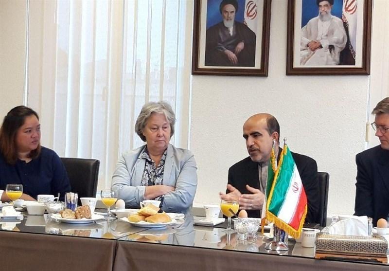سفیر ایران در لاهه: حکم دیوان بینالمللی دادگستری در مورد رفع تحریمها برای همه کشورها لازم الاجرا است