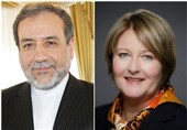 Iranian, German Diplomats Hold Talks in Tehran