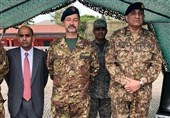 سفر فرمانده ستاد ارتش پاکستان به ایتالیا و تلاش برای افزایش همکاری نظامی با اروپا